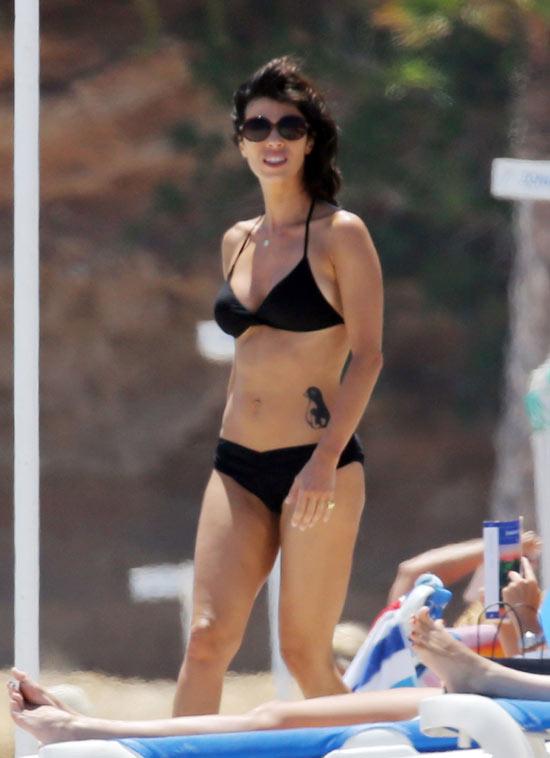 Maribel Verdú, espectacular en bikini a sus 42 años