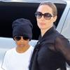 Angelina Jolie habla sobre su papel de 'Maléfica': 'Mi hija Vivienne era la única niña de 4 años que se ponía delante de mí y no gritaba'