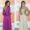 Adriana Ugarte y Marta Etura, las mujeres más bellas del César en la gran gala del teatro español