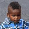 Jackson, el hijo de Charlize Theron, el último y simpático mohicano