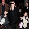 Angelina Jolie y sus seis hijos se mudan a Australia