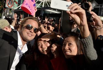 Brad Pitt, Hugh Jackman, Zac Efron... Los guapos de Hollywood se dejan querer en Toronto