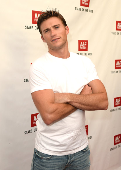 Scott, el hijo de Clint Eastwood, la nueva promesa de Hollywood que levanta pasiones en la red