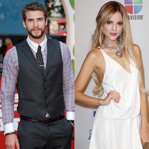 Te presentamos a la sexy Eiza González, el nuevo amor de Liam Hemsworth