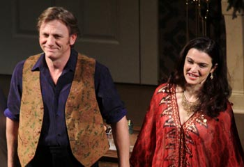 Daniel Craig y Rachel Weisz, un matrimonio en crisis... pero sólo sobre las tablas de Broadway