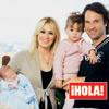 En ¡HOLA!: Carolina Cerezuela y Carlos Moyá esperan su tercer hijo
