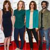 Gente guapa en el Festival de Cine de Sitges