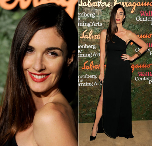 Paz Vega, una estrella que brilla en el firmamento de Hollywood