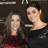 La noche más emocionante de Angela Molina: 'Adoro a mi hija Olivia, y mi nieta Vera tiene una sonrisa que ilumina el mundo'