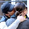 Orlando Bloom y Miranda Kerr, unos padres bien avenidos pese a su separación