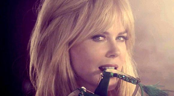 Nicole Kidman muestra su lado salvaje al emular a Brigitte Bardot