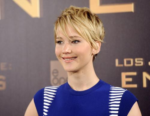 Jennifer Lawrence conquista Madrid con su encanto gamberro: 'Ser la JLo del pueblo es un honor'