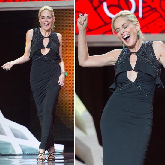 Sharon Stone lleva el 'glamour' de Hollywood al Festival de Cine de Marrakech