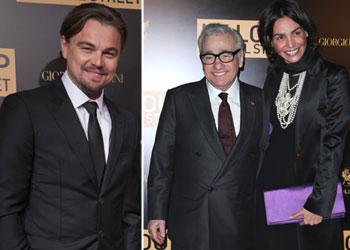 Inés Sastre, belleza española en el estreno en París de la nueva película de Leonardo DiCaprio