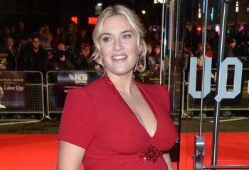 Kate Winslet da a luz al primer hijo de su tercer marido