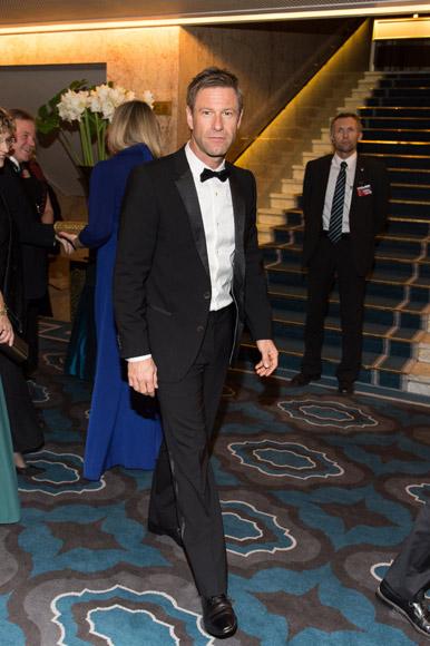 Todas las miradas se vuelven hacia Claire Danes en las celebraciones del Nobel de la Paz