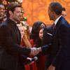 El curioso regalo de Navidad de Hugh Jackman a la familia Obama