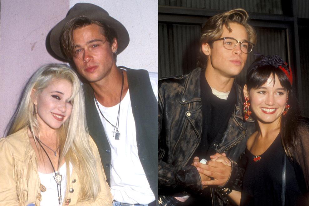 Brad Pitt cuenta con un extenso currículo amoroso