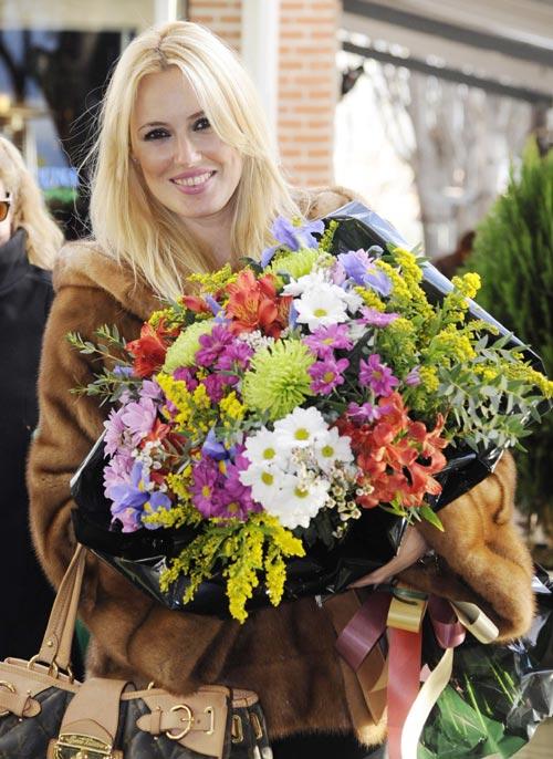 Carolina Cerezuela, una futura mamá que celebra entre amigas su 34 cumpleaños