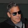 George Clooney llega a Valencia para rodar 'Tomorrowland'
