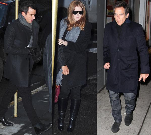 Amy Adams, Cate Blanchett, Ben Stiller, Meryl Streep ...despiden a Philip Seymour Hoffman en un velatorio privado