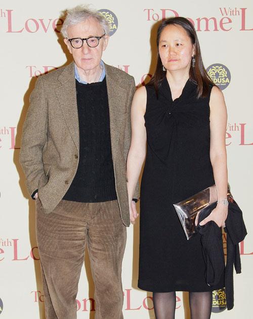 Woody Allen, en el centro de la polémica