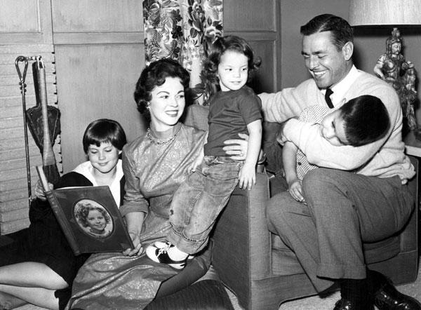 Fallece Shirley Temple La Ni U00f1a Prodigio De Hollywood Foto