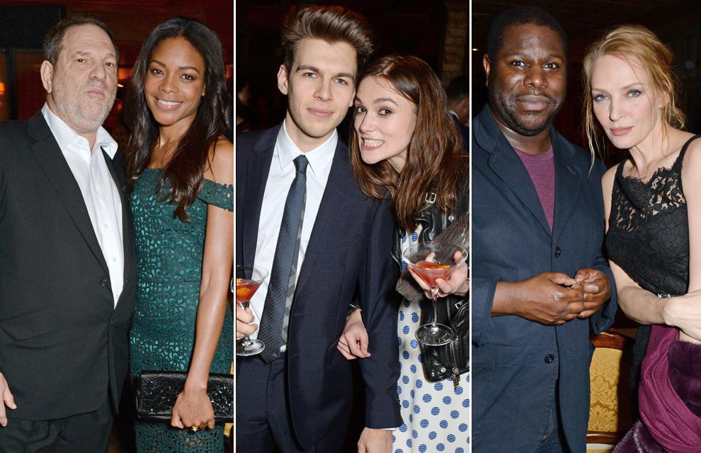 Londres se prepara para los premios Bafta llenándose de fiestas y estrellas