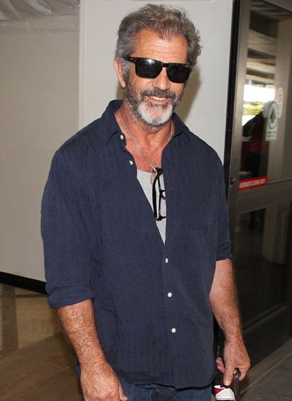 M 225 S Delgado Y Con Barba Mel Gibson Presume De Nuevo