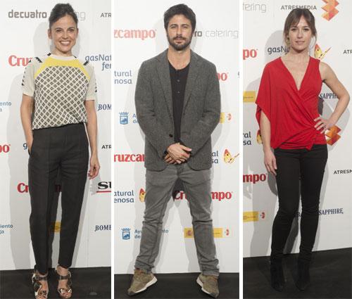Patricia Conde, Elena Anaya, Hugo Silva... los 'embajadores' del festival de cine de Málaga