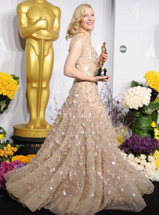 Cate Blanchett es la 'más cara' de los Oscar