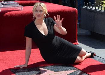 Kate Winslet cuenta cómo vivió el terremoto en California: 'Me asusté mucho'