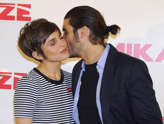Amor, mucho más que cuatro letras para Verónica Echegui y Álex García