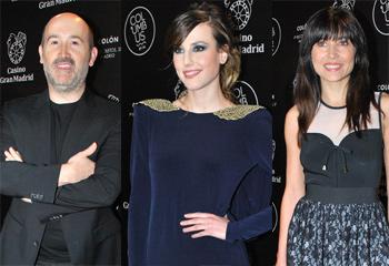 Los ganadores de los Goya, de cena de gala en el Casino