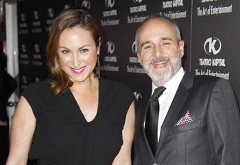 Ana Milán, romántica declaración de amor a Fernando Guillén Cuervo: 'Has sido el mejor de mis premios'