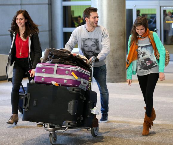 Marc Clotet y Natalia Sánchez recorren el mundo juntos