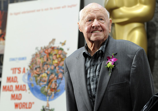 El actor Mickey Rooney fallece a los 93 años