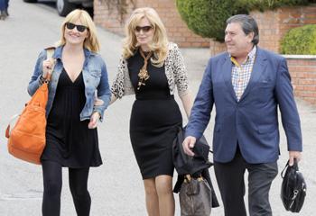 Todos quieren conocer a Daniela, la hija de Carolina Cerezuela y Carlos Moyá: 'La niña es preciosa'