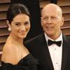 Primicia: Bruce Willis ha sido padre por quinta vez... ¡de otra niña!