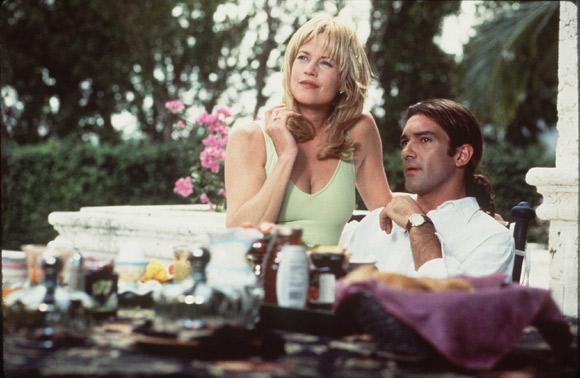 Antonio Banderas y Melanie Griffith, casi 20 años de historia de amor en imágenes