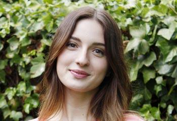 María Valverde: 'Teniendo a Mario (Casas) como novio estoy estupendamente'