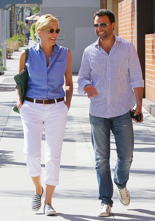 Sharon Stone: 'Antonio es un hermano para mí'
