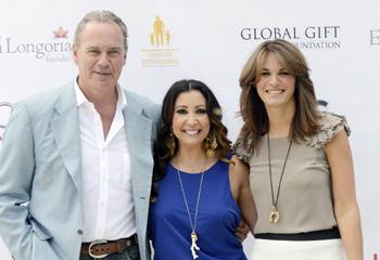 María Bravo: 'Me ha sorprendido muchísimo la separación de Antonio Banderas'