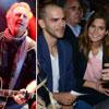 Marc Clotet y Natalia Sánchez no se pierden el concierto de Kevin Costner y su banda en Barcelona