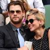 ¡Se respira amor! Elsa Pataky y Chris Hemsworth se dejan querer en Wimbledon
