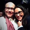 ¡Santiago Segura con Demi Moore! ¿Qué hay detrás de esta imagen?