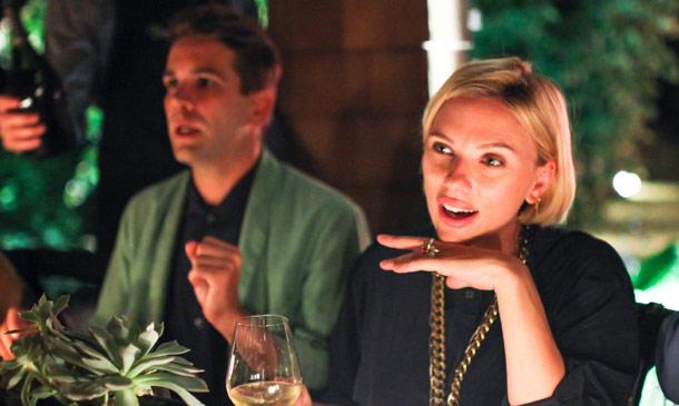 La boda de Scarlett Johansson se celebrará en agosto, semanas antes del nacimiento de su hijo