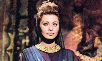Sofía Loren regresa a Roma, en la revista ¡HOLA! de 1963