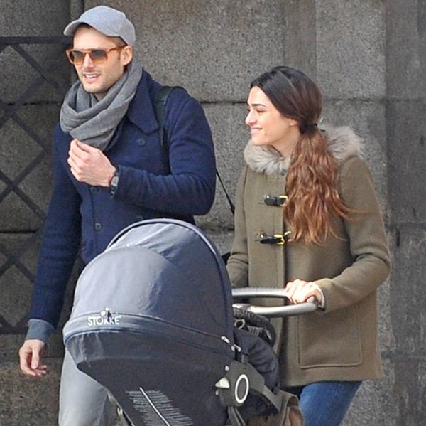 En ¡HOLA!, Olivia Molina y Sergio Mur serán padres de nuevo la próxima primavera