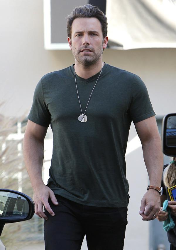 El nuevo y atlético Ben Affleck, el favorito de Jennifer Garner